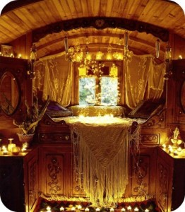 gypsy interior