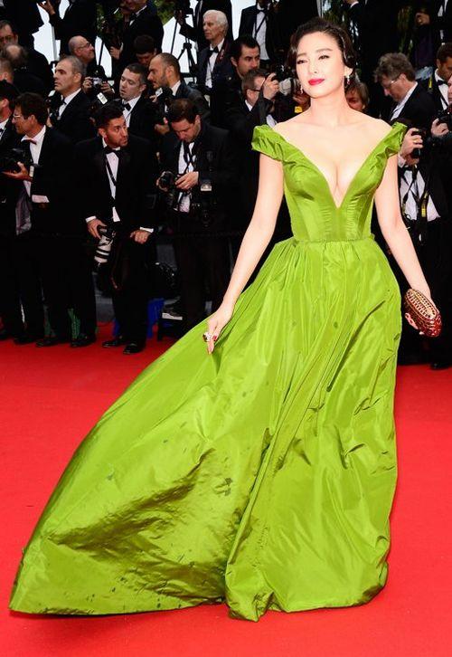 Zhang Yuqi Cannes Film festival 2013