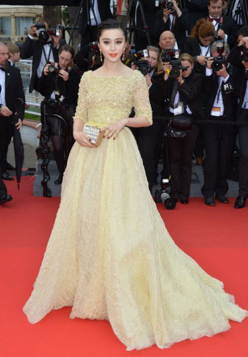 Fan Bingbing Cannes Film Festival 2013