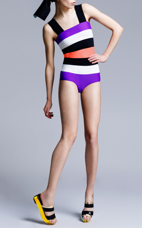 Roksanda Ilincic swimwear 2014